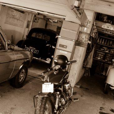 En Bretagne, une voiture ancienne pour votre mariage