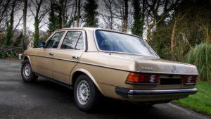 Mercedes ancienne