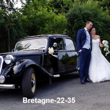 Une Traction pour un mariage