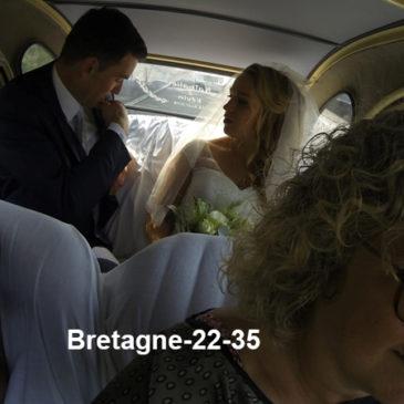 La célébration de l'union de Nathalie et Kevin.