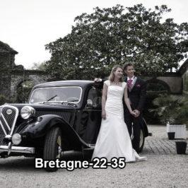 mariage en Traction