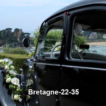 Bretagne: le mariage d' Eliza et Rico.