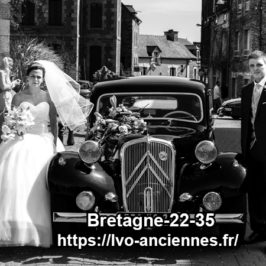 voiture ancienne Traction
