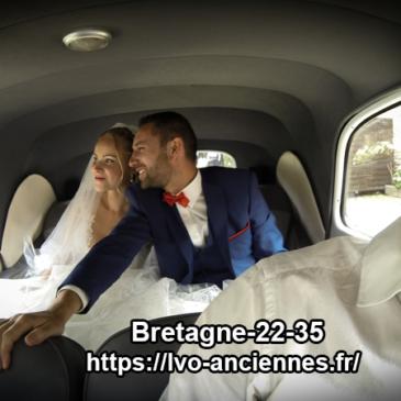 22! Mariage avec la Traction dans les Côtes d'Armor