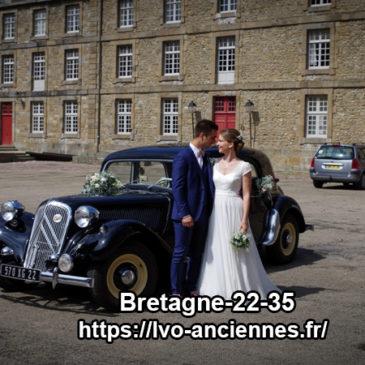 Saint-Malo, théâtre du mariage de Adrienne et Paul