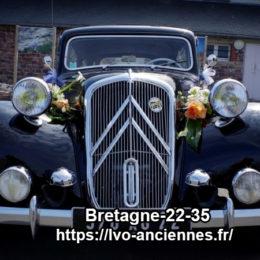 décoration de voiture pour mariage