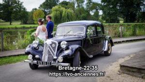 voiture originale pour mariage